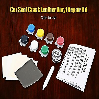 Repair Tool No Heat Liquid Leather  Vinyl Fix Holes Burns Rips Gouges Tears Worn