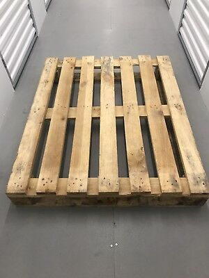 Wooden Euro Pallet four-way 1200x800mm Fumigated palet