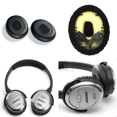 Ear Pad Replacement Cushion Earphone Headphone Kit for Bose QuietComfort 3 QC3