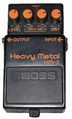 Boss HM-2 Heavy Metal Pedal DIY Mod Kit - Upgrade your Effect Pedal -