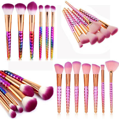 Beauty Makeup Brushes Set for Foundation Eye Shadow Blush Cosmetic Powder Tool