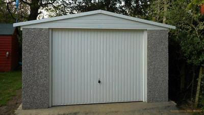 Concrete Garage Apex Maintenance London Prices Includes Delivery And Fitting