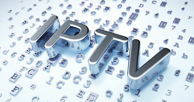 ✔ 12 MONTH IPTV Subscription 7500+ channels OpenBox V8s V9s ZGemma Android IPTV✔
