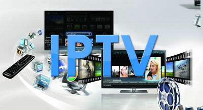 ✔ 24 MONTH IPTV Subscription 7500+ channels OpenBox V8s V9s ZGemma Android IPTV✔