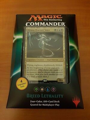 Breed Lethality - 2016 Commander Deck (new and sealed)