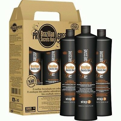 LISSAGE BRAZILIAN SECRET HAIR 500ml (1,5L)