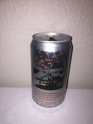 Coca Cola Coke can Silver