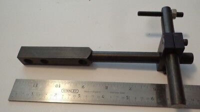 Steel Adjustable Stop For  Milling Vise/machinist