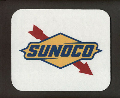 SUNOCO Gas & Oil  Mouse Pad  *FREE SHIPPING