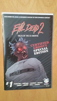 EVIL DEAD 2: TALES OF THE EX-MORTIS # 1 Special Edition