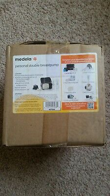 Medela double electric breast pump New