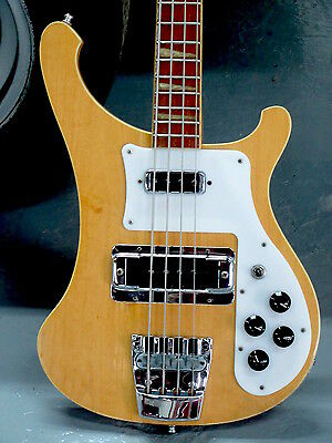 1997 Rickenbacker 4003 Bass a real nice 20 year old Ricky worth owning !!
