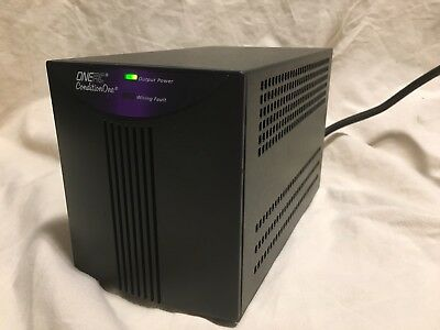 OneAC PC075AG  Power Conditioner PC075AG-S2S 120V .625A 60Hz 1phase output