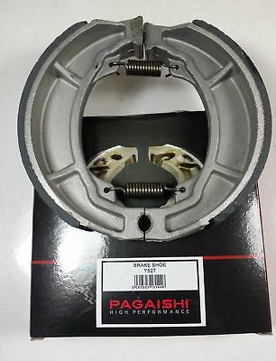 PAGAISHI REAR BRAKE SHOES Yamaha XV 250 S Virago 3LW8 1997 C/W SPRINGS