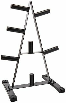 CAP Barbell Round Tubes Olympic Plate Rack