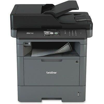 Brother MFC-L5700DW Wireless Monochrome All-One Laser Printer