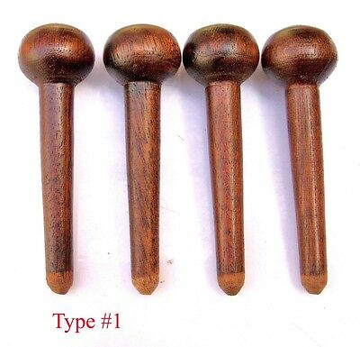 Set of new fusee clock case pegs type 1