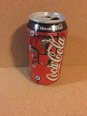 Coca Cola coke can El Salvador rare