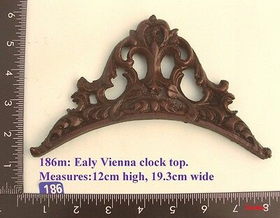 "186M ""Early Vienna clock moulding"" clock case / furniture DIY"