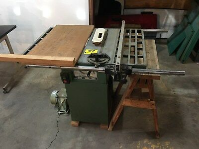 "Grizzly 10"" Table Saw"