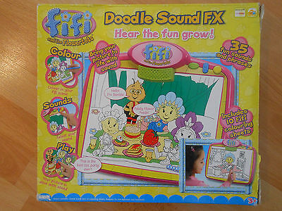 Fifi Sound FX & Fifi Light 'n' trace toys