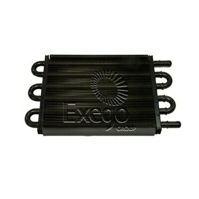Derale Transmission Oil Cooler Kit - Universal Fit 6 Pass 320x190mm