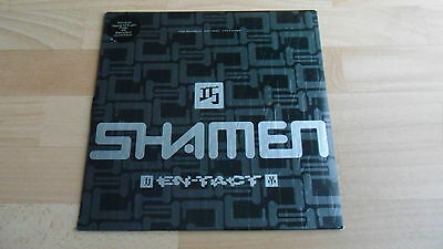 The Shamen - En-Tact (Very Rare Limited Edition 2 X Lp Vinyl Album)