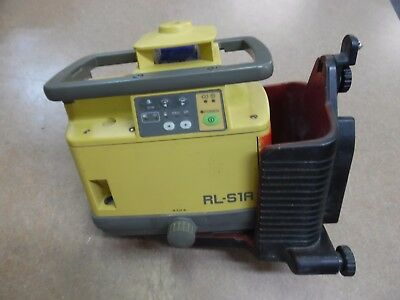 TopCon RL-S1A Laser Leveler and bracket. NO STAND