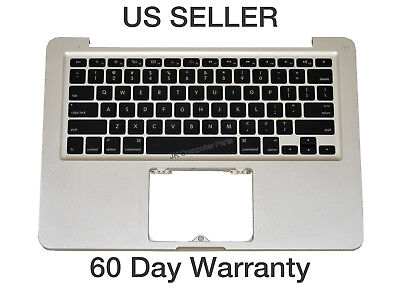 """Apple MacBook Pro Unibody Mid 2012 13.3"""" A1278 Top Case with Keyboard 661-6595 B"""