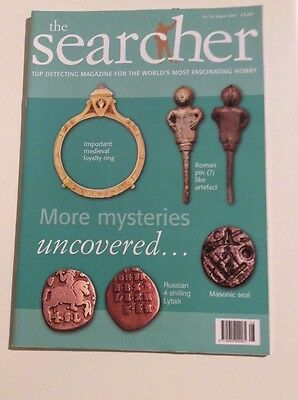 metal detecting magazine
