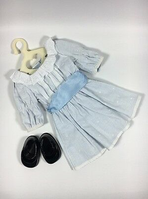 American Girl Nellie Meet Dress and Shoes with Hanger