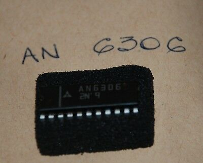 New Old Stock Components - Integrated Circuit An6306 Quantity 1