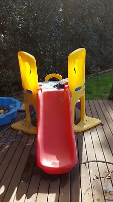 little tikes slide and hide