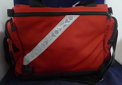 ProPak DEO1 EMS Trauma Bags Red NEW