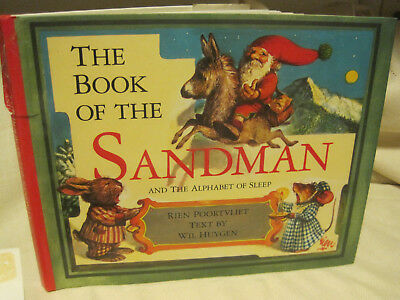 The Book of the Sandman and the Alphabet of Sleep by Rien Poortvliet&Wil Huygen