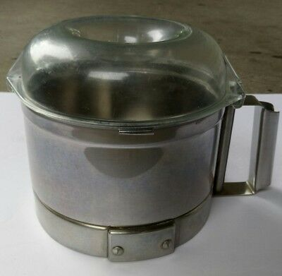 Robot Coupe 3Qt Stainless Steel Bowl Assembly For Blixer R2N