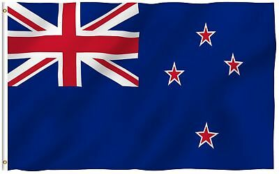 3X5 New Zealand Flag National Banner 3'x'5' F537