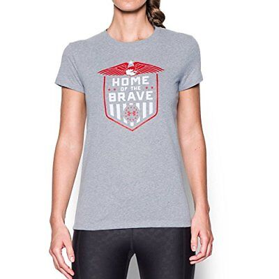 Under Armour Apparel Womens Charged Cotton Tri-Blend Home Of The