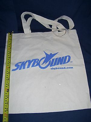 Skybound Canvas Tote Bag