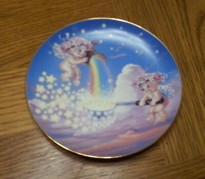 The Hamilton Collection~Star Magic~By Kristin Dreamsicles Decorative Plate
