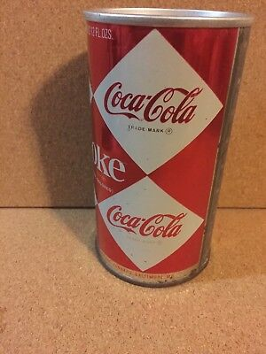 Coca Cola coke diamond can Baltimore
