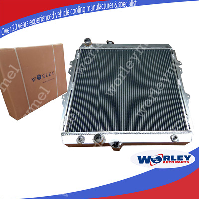 3 Rows Aluminum Radiator for Hilux LN147/LN167/LN172 Diesel 3.0Ltr 5LE Engine
