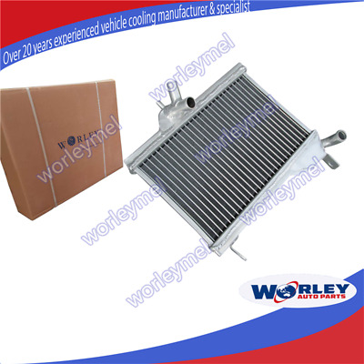 Aluminum Replacement Radiateur radiator for Yamaha RZ350 RD350 RD250