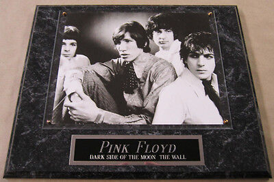 #1 Fan Pink Floyd Framed 8 X 10 Photo 12 X 15 Wall Plaque Display