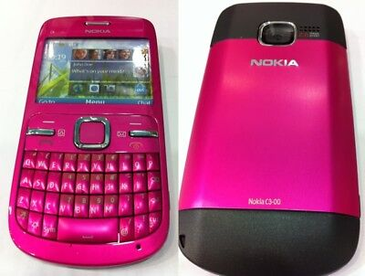 **High Quality** Dummy NOKIA C3 Pink Display phone toy