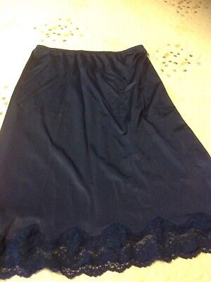 Half Slip, Vintage, Size Small From Undercover Wear, Nylon