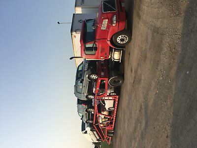 2016 Infinity GN600 6 car hauler and Volvo Tractor