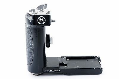 Zenza Bronica Speed Winder Hand Grip for ETR ETRS ETRSi from Japan