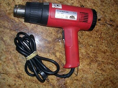 Mac Tools CY-150 Heat Gun Temp 1500 Degrees 12.5 Amp HG100