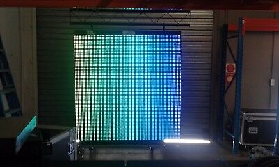 LED Screen Package - 40 Screens, cases and processor